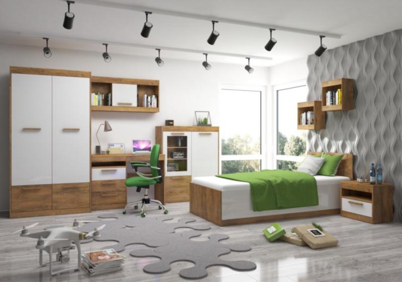 Študenti potrebujú mať v izbe štýlový nábytok: Na ktoré kúsky sa zamerať?